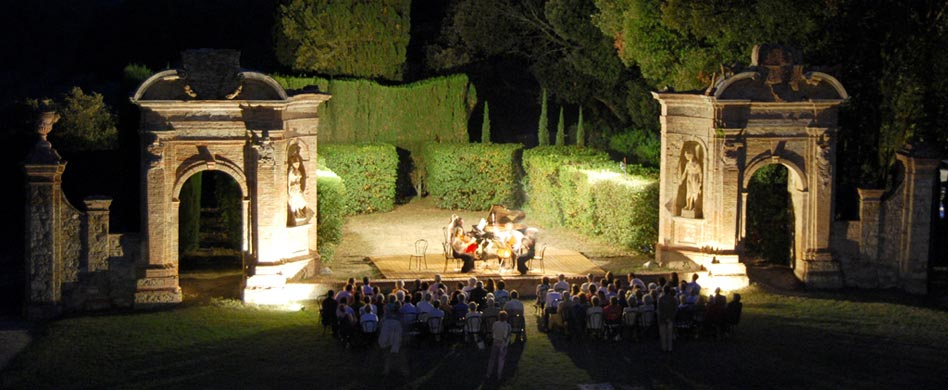 Concert in the Green Theatre