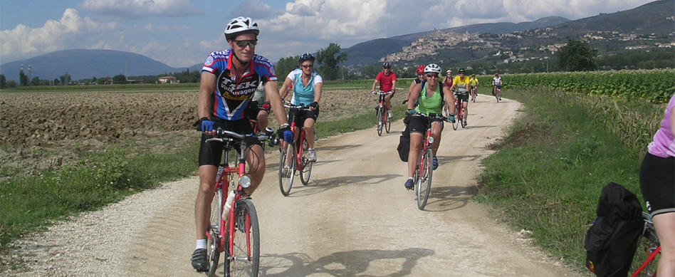 Cycling tours of Siena